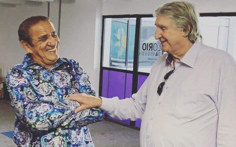 Zé Ramalho é o quinto cantor a declinar de participação no novo disco de Sérgio Reis