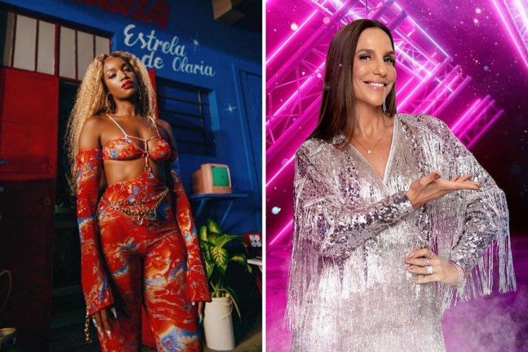 Rock in Rio 2022 anuncia Iza e Ivete Sangalo para shows no Palco Mundo