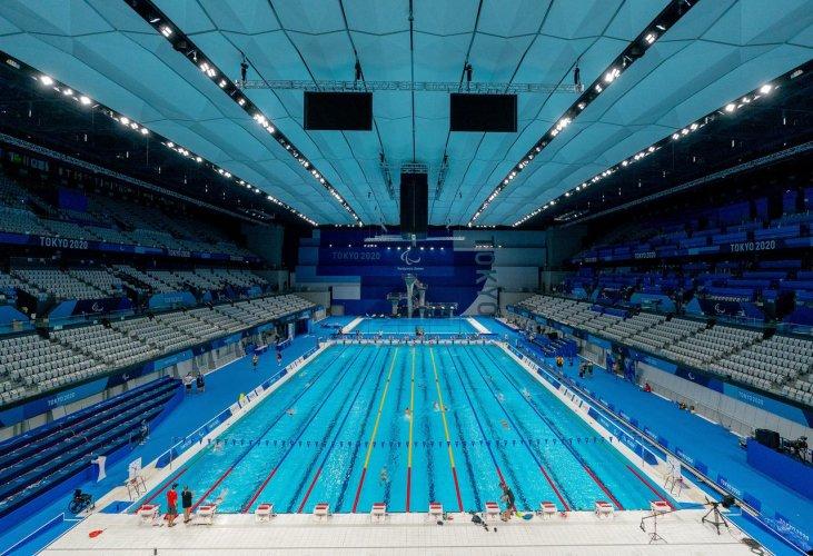 Brasil se classifica para sete finais em primeira sessão da natação nas Paralimpíadas