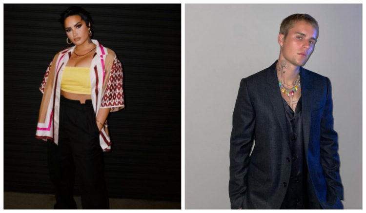 Justin Bieber e Demi Lovato são confirmados como atrações do Rock In Rio 2022