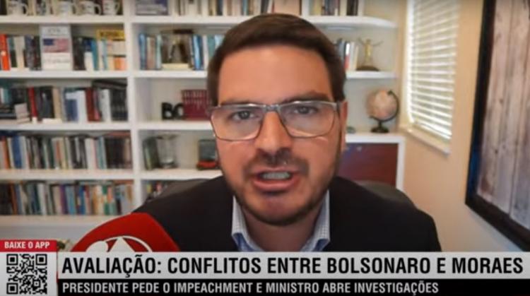 Constantino: 'Não é novidade que presidente da OAB é petista e oposição ao governo Bolsonaro'