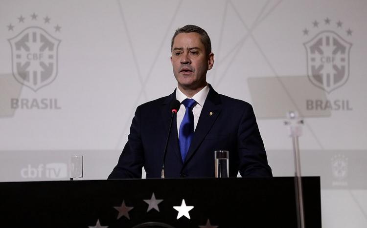 Defesa pede e Assembleia Geral da CBF, que definiria futuro de Rogério Caboclo, é suspensa